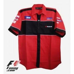 Chemise Suzuki Racing Team Motorwear