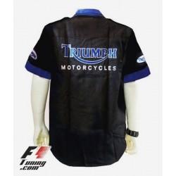 Chemise Triumph Team Racewear