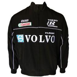 Blouson Volvo Team R-Sport sport mécanique couleur noir