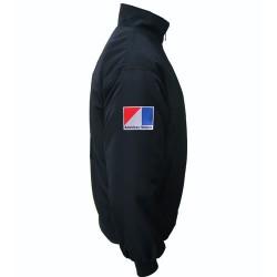 Blouson AMC Team sport mécanique couleur noir