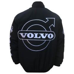 Blouson Volvo Team FH16 sport mécanique couleur noir