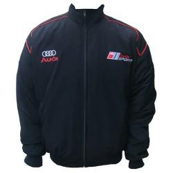 Blouson Audi Team sport mécanique couleur noir