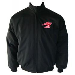 Blouson Heinkel Team sport mécanique couleur noir
