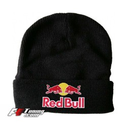 Bonnet Red Bull noir