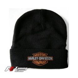 Bonnet Harley Davidson noir