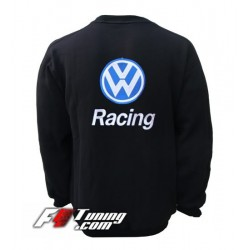 Pull VOLKSWAGEN sweat en cotton molletonné