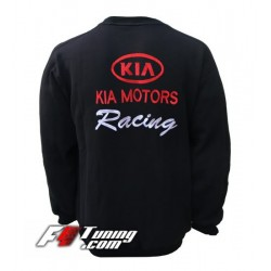 Pull KIA sweat en cotton molletonné