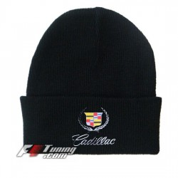 Bonnet Cadillac noir
