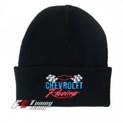 Bonnet Chevrolet noir