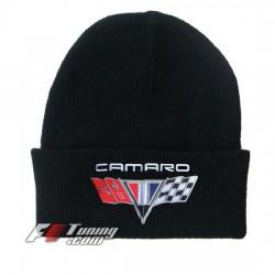 Bonnet Camaro noir