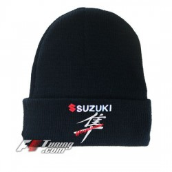 Bonnet Suzuki Hayabusa noir