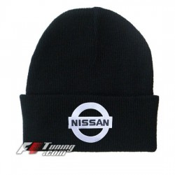 Bonnet Nissan noir