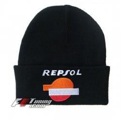 Bonnet Repsol noir