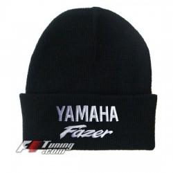 Bonnet Yamaha Fazer noir