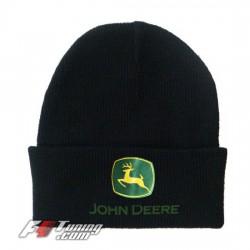 Bonnet John Deere noir