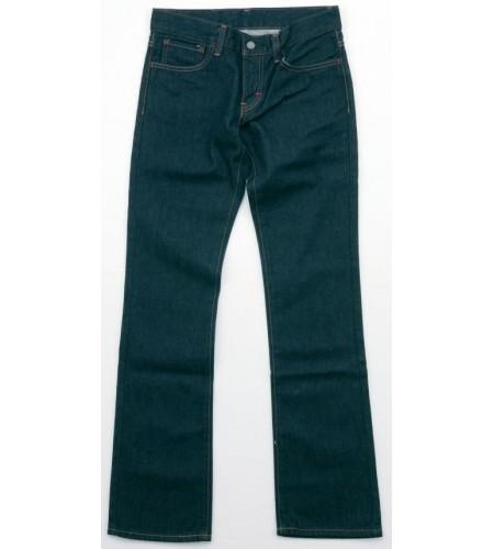 Kushitani Zylon Pantalon Jean Femme Bleu marine