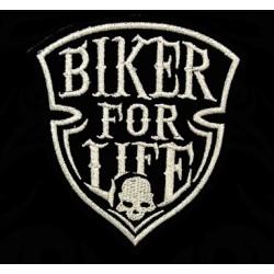 Polo Biker for Life de couleur noir