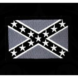 Polo Confédérés Sudistes de couleur noir