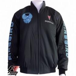 Blouson Pontiac Team sport mécanique couleur noir