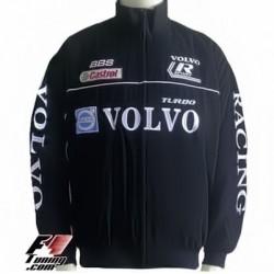 Blouson Volvo R-Sport Team Sport Automobile couleur noir