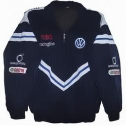 Blouson Volkswagen Team Sport Automobile couleur noir