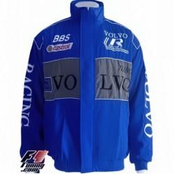 Blouson Volvo R-Sport Team Sport Automobile couleur bleu