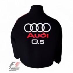 Blouson Audi Q5 Team Sport Automobile couleur noir