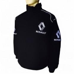 Blouson Renault Team Sport Automobile couleur noir