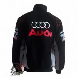 Blouson Audi Team WRC couleur noir