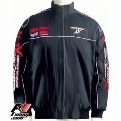 Blouson Honda CBR 1100XX Team Moto couleur noir