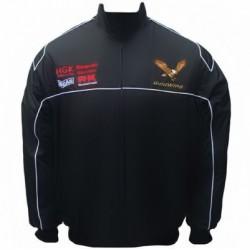 Blouson Honda Team Gold Wing moto couleur noir
