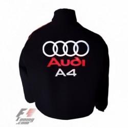 Blouson Audi A4 Team Sport Automobile couleur noir