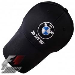Casquette BMW de couleur noir