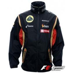 Blouson Lotus F1 Team de couleur Noir