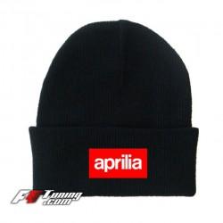 Bonnet Aprilia noir