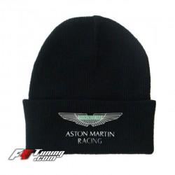 Bonnet Aston Martin noir