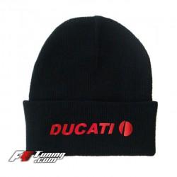 Bonnet Ducati noir