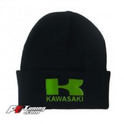 Bonnet Kawasaki noir