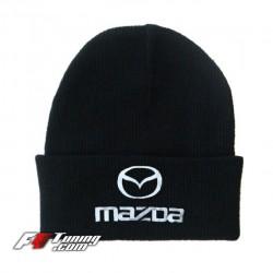 Bonnet Mazda noir