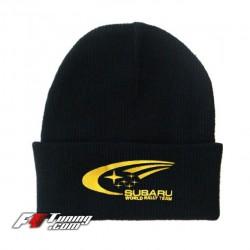 Bonnet Subaru noir