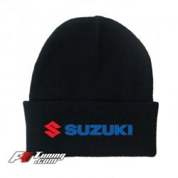 Bonnet Suzuki noir