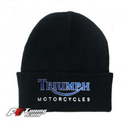 Bonnet Triumph noir