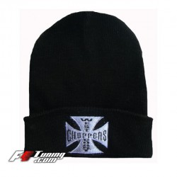 Bonnet West Coast Choppers noir