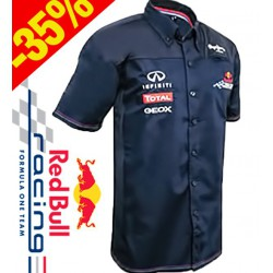 Chemise Red Bull Racing...