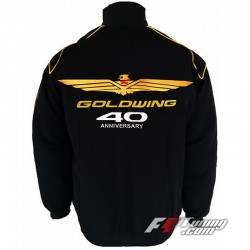 Blouson Honda Goldwing 40th Anniversary Team moto