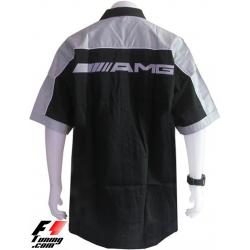 Chemise Mercedes-AMG Team noir