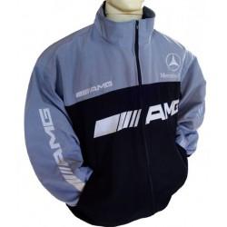 Blouson Mercedes AMG Team Sport Automobile couleur noir