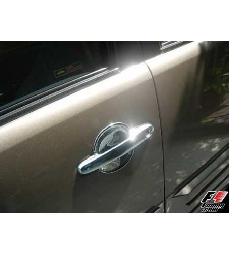 Poignées de portes chrome Toyota Vigo