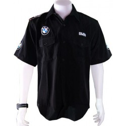 Chemise BMW Sauber Team formule-1 noir