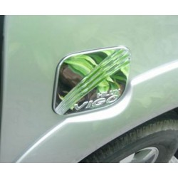 Protection de trappe essence chrome Toyota Vigo